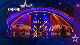 Euskera, español y flamenco: mezcla ganadora para Sonakay | Semifinal 4 | Got Talent España 2018