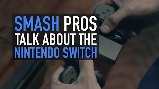 Smash pros VoiD, Ally, Nakat, Mr.R and Anti weigh in on the Nintendo Switch