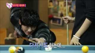 [ENG SUB] We Got Married 4 우결4 - Min ♥ JinYoung Erotic Pocket-ball Match20141206