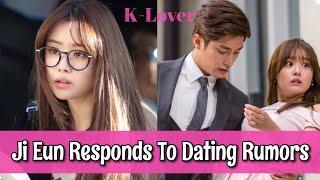 [UPDATE] Song Ji Eun Responds To Sung Hoon Dating Rumors on Instagram