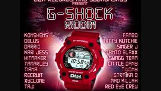 G Shock Riddim - Konshens, Fambo, Kari Jess