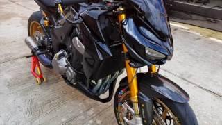 รีวิว Kawasaki Z1000 : 2017 by PeteZ1000