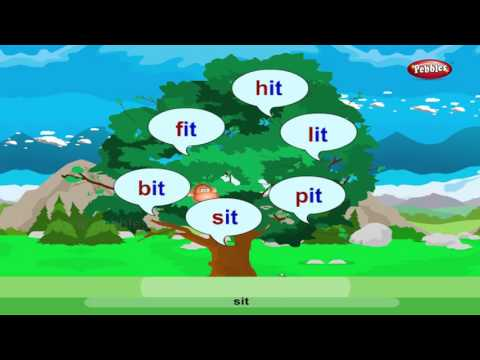 Phonics Rhyming Words | Learn Phonics For Kids | Alphabet Sounds