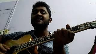 Bas ek baar|Soham Naik|Anuraag Saikia| guitar cover |Dr Sudeep Ranjan