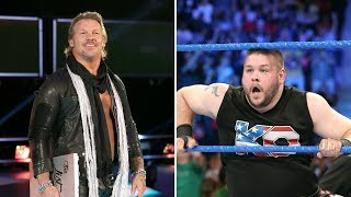 Chris Jericho returns and Kevin Owens loses his U.S. Title