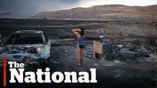 B.C. wildfires force thousands to evacuate