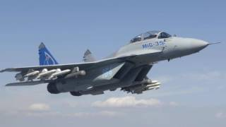 Russia shows off its new fighter jet