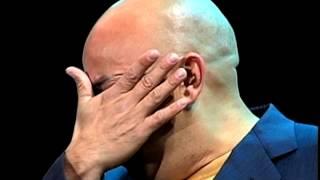 Lupillo Rivera llora en concierto recordando a su hermana