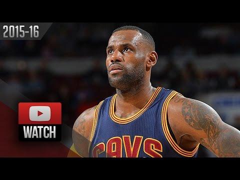 LeBron James Full Highlights at 76ers (2015.01.10) - 37 Pts (Cavs Feed)