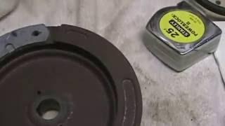 Adding Electric Start to a Coleman Powermate 5000 Watt Generator