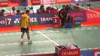Lee Yong Dae at Indonesia Open 2011