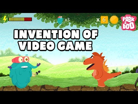 Invention Of VIDEO GAME The Dr. Binocs Show Best Learning Video for Kids Preschool Learning