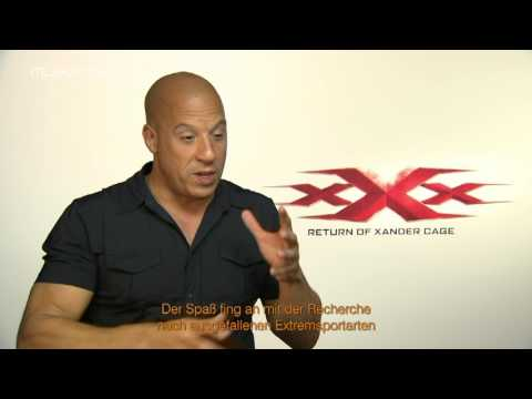 Triple xXx 3: Interview mit Vin Diesel