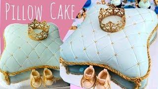 Royal Plush Pillow Cake | Marisha