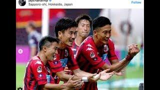 Messi Thai brilliant, C. Sapporo wins choking in J-League 1