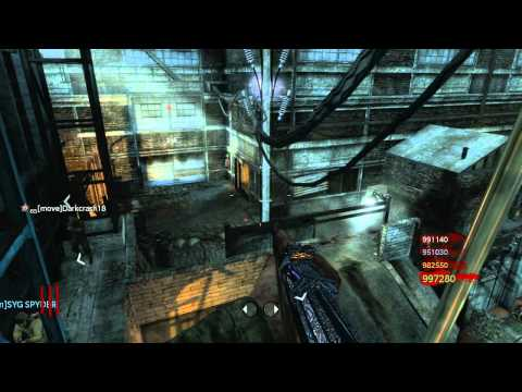 Out of Der Riese Black Ops