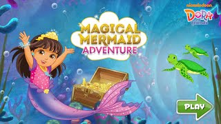 Dora and Friends : Into the City on Nick Jr / Magical Mermaid Adventure