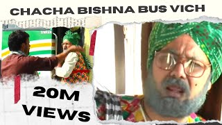 Chacha Bishna Bus Vich | New Comedy Video 2018 | Ek Records |