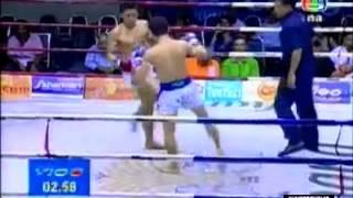 Sen Rady Vs Muay Thai (Phat NamChai) - Lumpinee Stadium Thailand