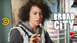 Hack Into Broad City - Columbus Day - Uncensored