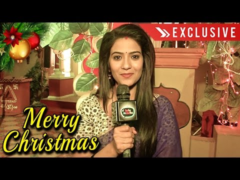 Xxx Mp4 Aditi Sharma Aka Ganga Reveals Her Christmas New Year Plans CHRISTMAS Special 3gp Sex