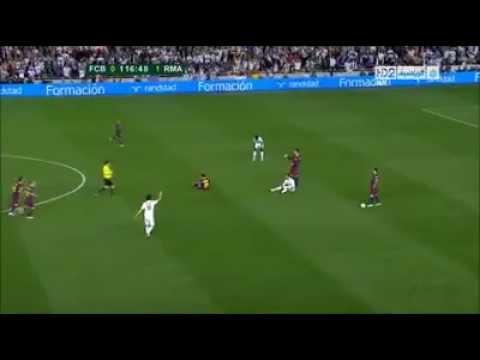 Cristiano Ronaldo'dan Messi'ye Müthiş Çalım