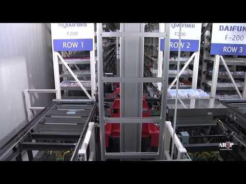 Xxx Mp4 ARUP Laboratories Automation Freezer AS RS 3gp Sex