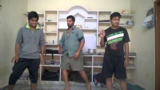 Premam dance practice