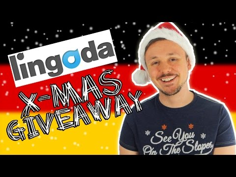 400€ Lingoda Language Course GIVEAWAY | Get Germanized