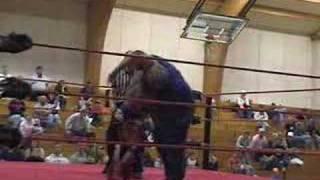 One Warrior Nation Vs. Bull Moose Calhoun