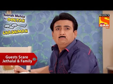 Xxx Mp4 Guests Scare Jethalal His Family Taarak Mehta Ka Ooltah Chashmah 3gp Sex