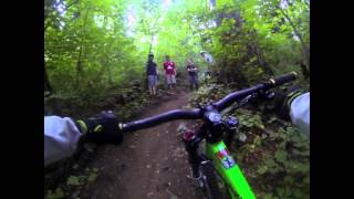 Secret Trail, Burnaby Mountain