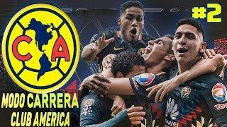 Modo carrera FIFA 18 Club America. Cap 2. Fichaje bomba, 24 millones de dolares por el!