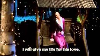 abid bajwa ajnabi Jaaneman Chupke Chupke {Female} Eng Sub Full Video Song HD With Lyrics   Muskaan