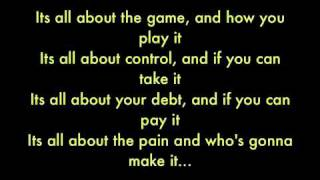 Triple H - The Game (WWE Theme Song) Lyrics