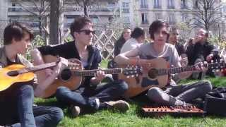 Alphabetical - Flashback ( Ram di Dam - cover Acoustic, Bastille in Paris)