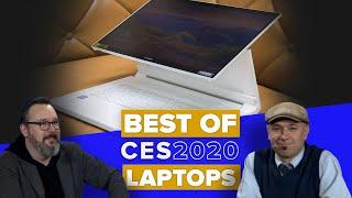 The best laptops of CES 2020