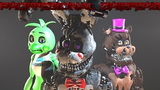 SFM FNAF Collab - Proffesional Griefers by Deadmau5
