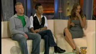 Jimmy Chen (a Gay Asian) on the Tyra Banks Show