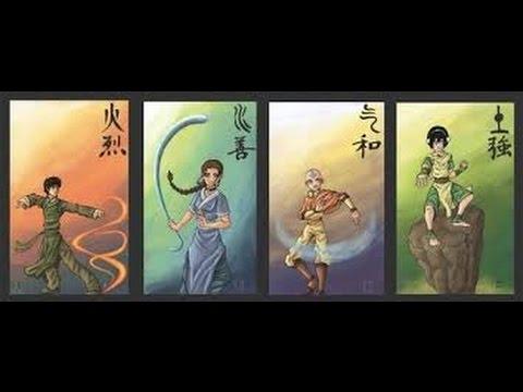 Top 30 Strongest Avatar The Last Airbender & Legend of Korra Characters