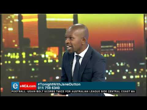 Tonight with Jane Dutton Zimbabwe basic commodities have been disappearing off the shelves