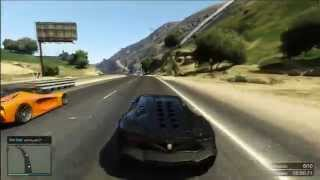 GTA V ONLINE Corrida Online- é