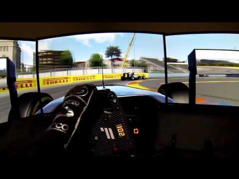 Xxx Mp4 F1 2016 Sin Baku Carrerón Y Finalaku Mclaren Honda MP4 31 Valencia European GP Fanatec CSW 3gp Sex