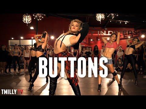 Xxx Mp4 The Pussycat Dolls Buttons Choreography By Jojo Gomez TMillyTV 3gp Sex