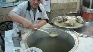 breakfast in Esfahan.Iran 2012