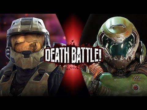 Xxx Mp4 Master Chief VS Doomguy Halo VS Doom DEATH BATTLE 3gp Sex