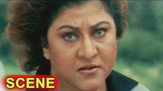 Malasri Die In Fighting Scene ||  Kiran Bedi Movie || Malasri, Ashish Vidyarthi