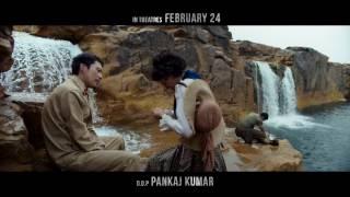 Hiromichi| Rangoon | Shahid Kapoor | Kangana Ranaut | Saif Ali Khan