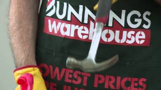 How To Clean Rusty Tools - DIY At Bunnings