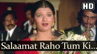 Salaamat Raho Tum - Anpadh (1978) - Sarika - Ashok Kumar - Hemant Bhosle Hits